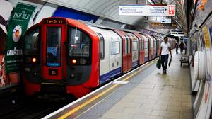 London Underground drivers should be provided with masks and gloves to help protect them from contracting Covid-19, their union, Aslef, has said (Martin Keene/PA)