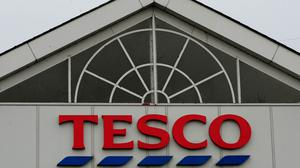 Tesco was among high-profile companies to issue a profit warning