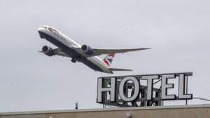 A major hotel chain boss has criticised the Government's delay in releasing details of its new quarantine policy for international arrivals (Steve Parsons/PA)