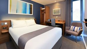 Travelodge rooms have been empty since March (Travelodge/PA)