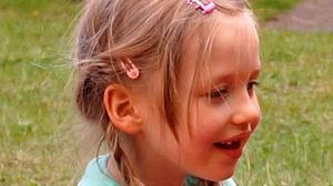The new suspect in the Madeleine McCann case is being investigated over the disappearance of five-year-old Inga Gehricke (Police Directorate Saxony-Anhalt North/PA)