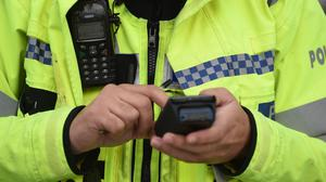 West Yorkshire Police said a man fell ill with suspected arsenic poisoning after buying impotence tablets over the internet