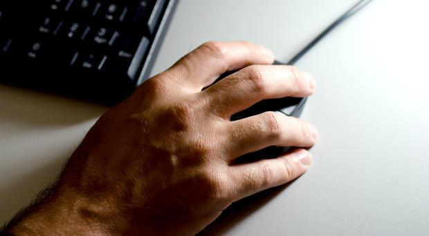 Data protection law figures have been released (Adam Peck/PA)