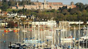 Dartmouth has been identified as a property sales hotspot area by Rightmove (Barry Batchelor/PA)