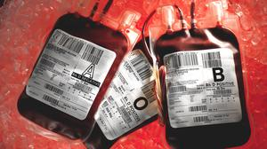 Blood donors are urged to continue as normal (NHSBT/PA)