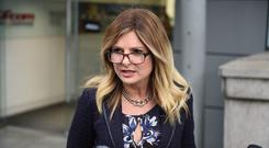 Lisa Bloom calls for US to cooperate with the Harry Dunn case (David Mirzoeff/PA)