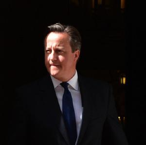 David Cameron is urging internet providers to 'step up to the plate'