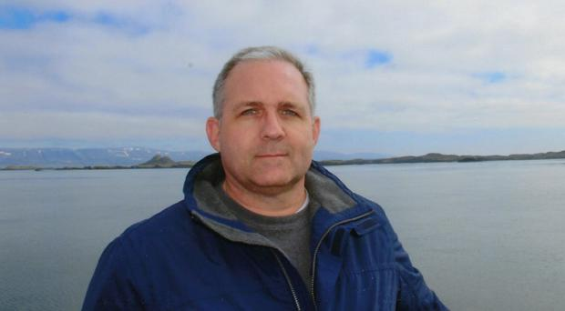 Paul Whelan, 48, a former US Marine who has been arrested on spying charges in Russia (Family handout/PA)