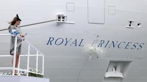 Princess is cancelling all its cruises for the next 60 days. (Chris Jackson/PA)