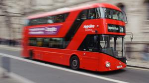 Bus operators have asked for Government funding to weather the coronavirus impact (Dominic Lipinski/PA)