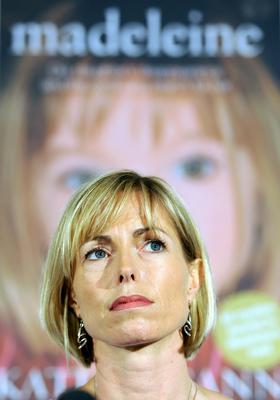 Kate McCann published a book about her daughter's disappearance in 2011 (Anthony Devlin/PA)