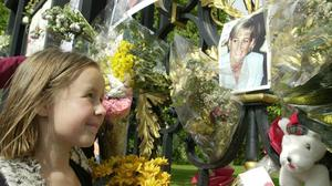 Diana was killed in a Paris car crash on August 31 1997 (PA)