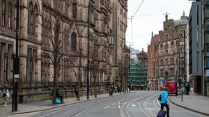 Manchester restaurants are facing weeks of cancelled bookings as new restrictions are imposed (Jacob King/PA Wire)