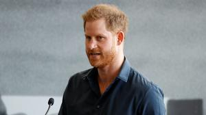 The Duke of Sussex is backing the upcoming Walking With The Wounded expedition (Peter Nicholls/PA)