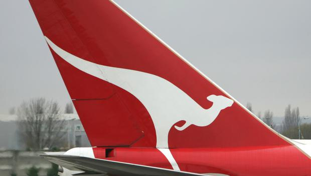 Qantas is celelbrating after its non-stop flight from London to Sydney touched down on Friday (Tim Ockenden/PA)