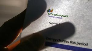 Scottish Power has been told to improve average call waiting times to two minutes