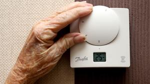 Many elderly people say they will cut back on heating as the cold snap takes hold