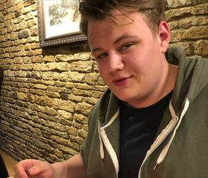 Harry Dunn, 19, was killed when his motorbike crashed into a car driving on the wrong side of the road (Family Handout/PA)