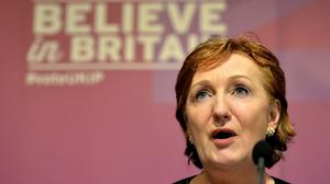Suzanne Evans gave an interview saying Nigel Farage should not front the EU exit campaign