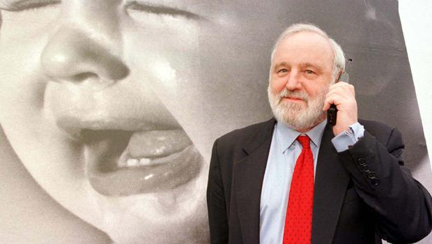 Labour former health secretary Frank Dobson has died aged 79, his family has announced (Tim Ockenden/PA)