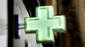 Pharmacies are urging people not to stockpile medicine (Danny Lawson/PA)