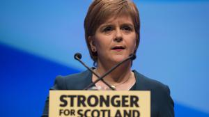 """The SNP leader will make clear that """"Scotland is open for business"""""""