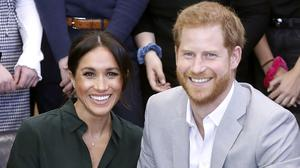 The Duke and Duchess of Sussex (Chris Jackson/PA)