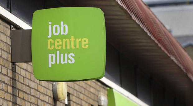 Unemployment fell by 27,000 in the three months to February to 1.34 million, official figures showed (Philip Toscano/PA)