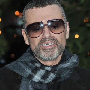 George Michael was airlifted to hospital with a head injury following a motorway accident on Thursday