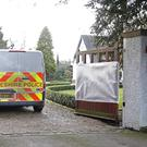 Police are trying to identify a gan who attacked the Cheshire home of the home of Manchester United executive vice-chairman Ed Woodward (Martin Rickett/PA)