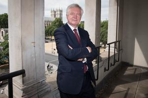 David Davis resigned as Brexit secretary in July 2018 (Stefan Rousseau/PA)