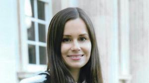 Senior Tory MP Tom Tugendhat condemned the Iranian regime after reports that academic Kylie Moore-Gilbert has been moved to Qarchak prison (Australian Department for Foreign Affairs and Trade/PA)