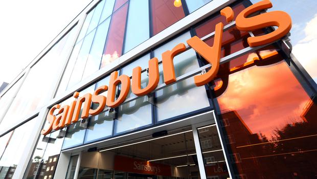 Sainsbury's has announced a new partnership with Australia's Coles supermarket. (sainsburys / PA)