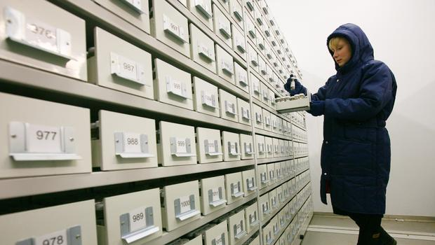 The Millennium Seed Bank in West Sussex (Gareth Fuller/PA)