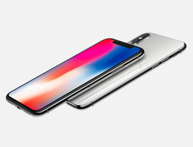 Apple's iPhone X was named phone of the year (T3)