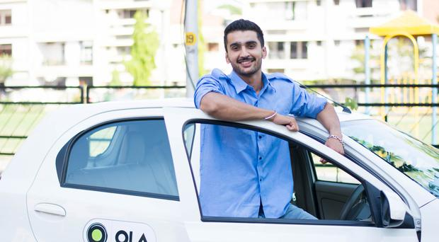 Ola was founded in 2011 (Ola/PA)
