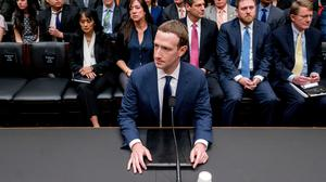 Mark Zuckerberg has been asked to give evidence before the committee on multiple occasions (Andrew Harnik/AP)