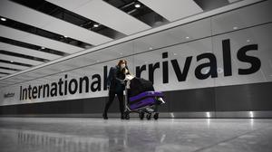New rules will apply for travellers from Monday (Kirsty O'Connor/PA)