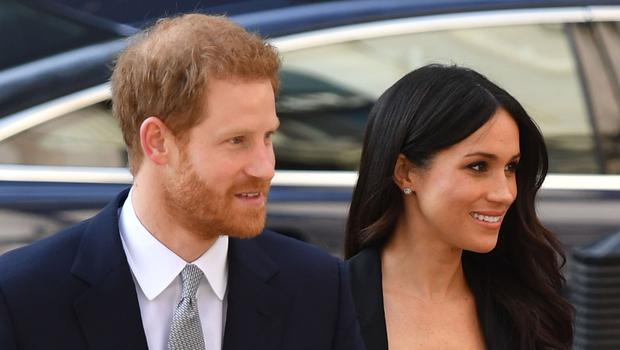 Prince Harry and Meghan Markle wed on Saturday (Dominic Lipinski/PA)