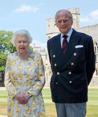 The Queen and Duke of Edinburgh pictured earlier this month (Steve Parsons/PA)