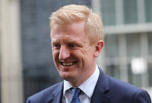 Culture Secretary Oliver Dowden said faster action was needed to remove misinformation (Stefan Rousseau/PA)