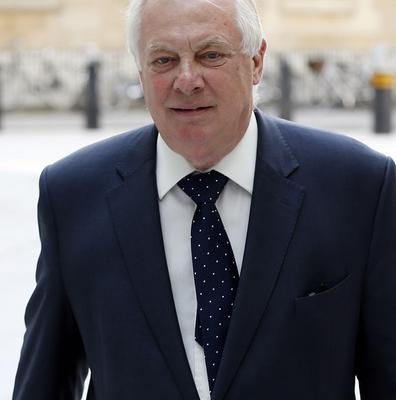Lord Patten says there will be changes to the way the relationship between the Trust and executive works.