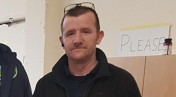 Plumber James Anderson helps elderly and disabled customers (James Anderson)