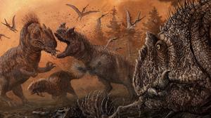 Dinosaurs resorted to cannibalism in a stressed Late Jurassic ecosystem (Brian Engh/University of Tennessee)