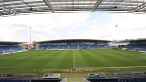 Chesterfield v Charlton Athletic – Sky Bet League One – Proact Stadium