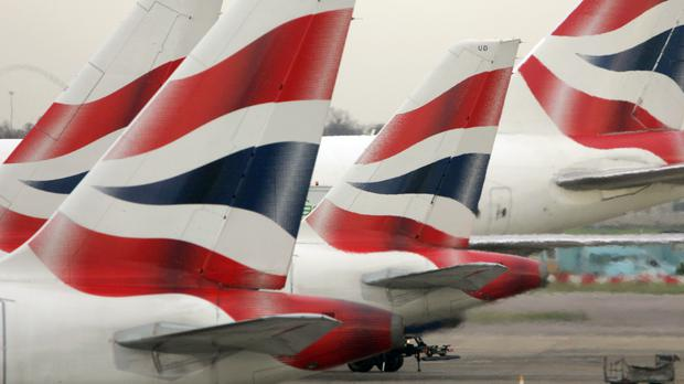 British Airways' parent company has signed agreements for one billion euro (£900 million) of loans backed by the Spanish government (Tim Ockenden/PA)