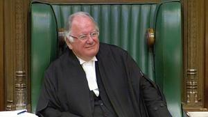 Former speaker of the House of Commons Michael Martin has died (PA)