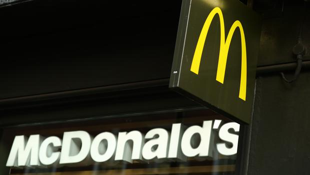 McDonald's is trying to reduce plastic waste (PA)