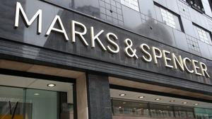 Around 7,000 jobs are being axed at retail giant Marks and Spencer (Yui Mok/PA)