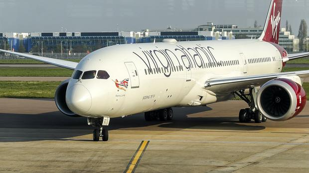 Virgin Atlantic is one of many aviation firms affected by the coronavirus pandemic (Steve Parsons/PA)